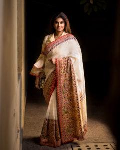 Stunning! Aditi Rao Hydari wows in khadi - Rediff.com Get